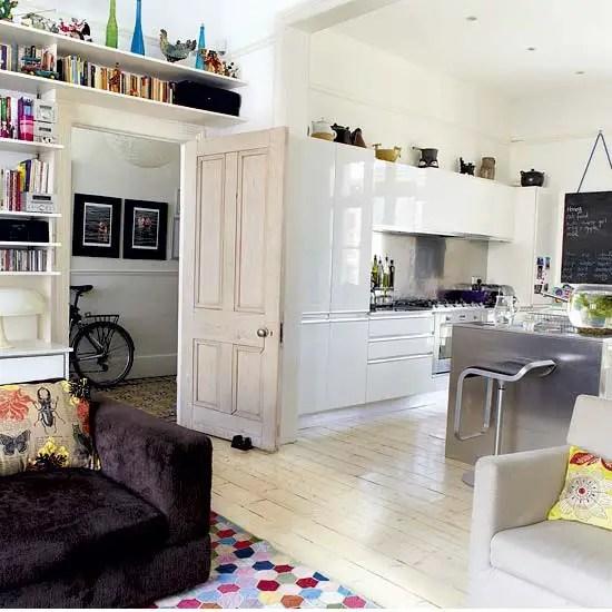 Une maison familiale modernis e londres planete deco a homes world - Chambre familiale londres ...