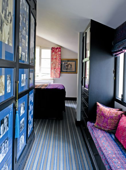 cosy chic paris pour une d coratrice planete deco a homes world. Black Bedroom Furniture Sets. Home Design Ideas