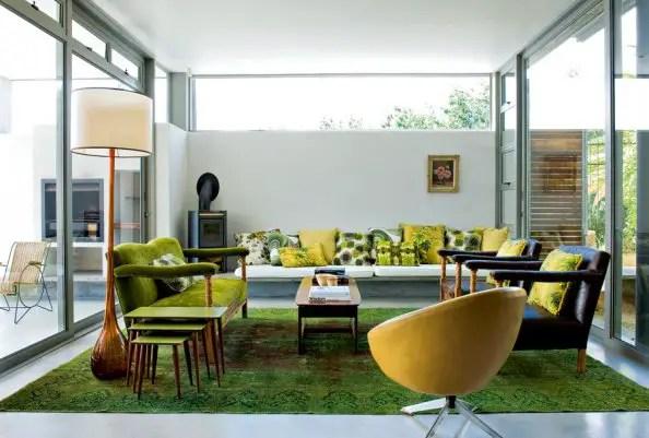 verre et b ton en afrique du sud planete deco a homes world. Black Bedroom Furniture Sets. Home Design Ideas