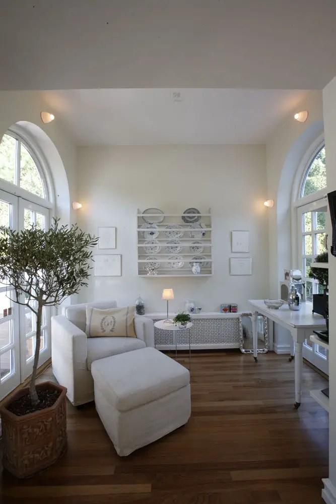 Une maison blanche au danemark planete deco a homes world for Maison deco blanche