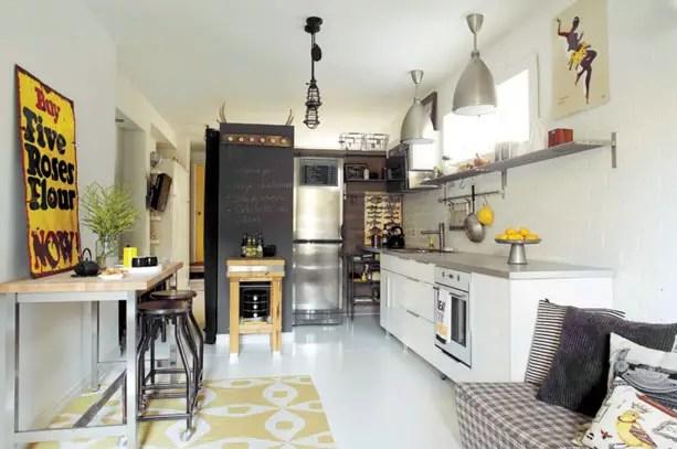 les petites surfaces du jour esprit loft planete deco a homes world. Black Bedroom Furniture Sets. Home Design Ideas
