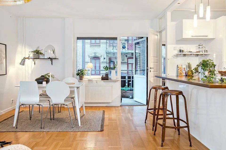 Ethnique industriel et scandinave planete deco a homes for Interieur appartement parisien