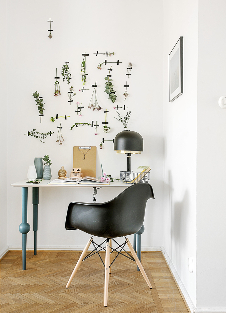 accords sobres dans un bel espace planete deco a homes world bloglovin. Black Bedroom Furniture Sets. Home Design Ideas