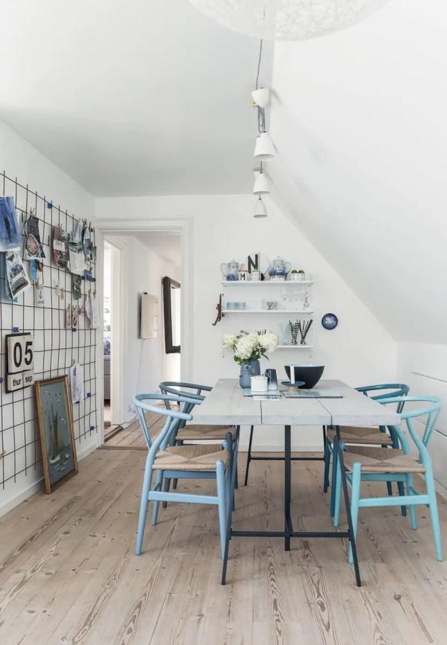 une maison de p cheur sur la plage planete deco a homes. Black Bedroom Furniture Sets. Home Design Ideas