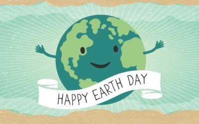 Start to plan it green this Earth Day