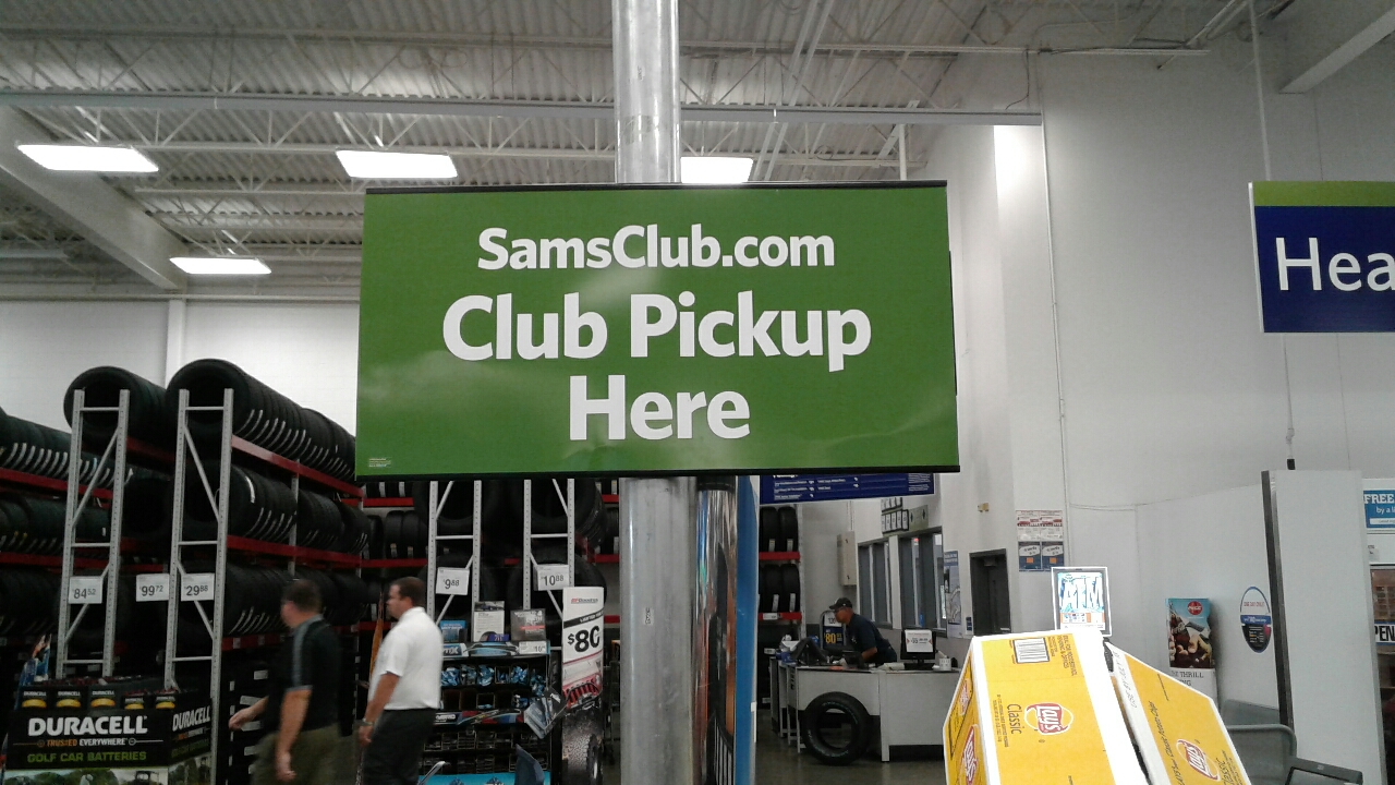 First We Got An Email Right When Our Order Was Club Planning Inspired Sam S Club Pickup Coupon Sam S Club Pickup Review It Was So Easy At Our To Know Where To Go To Get Our Save Money Time nice food Sams Club Pickup