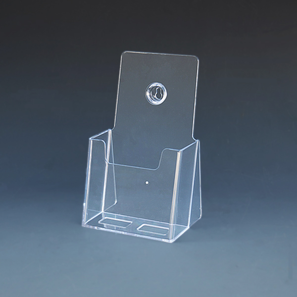 Brochure Holders   Brochure Displays Countertop   Plastic Products Mfg Brochure Holders Counter Top Wall Mount