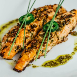 JALAPENO GARLIC SALMON
