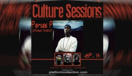 Culture Sessions Episode 14 – Percee P (Stones Throw)