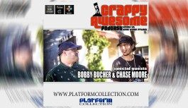 Crappy Awesome Episode 250- Bobby Bucher and Chase Moore… science and stuff.