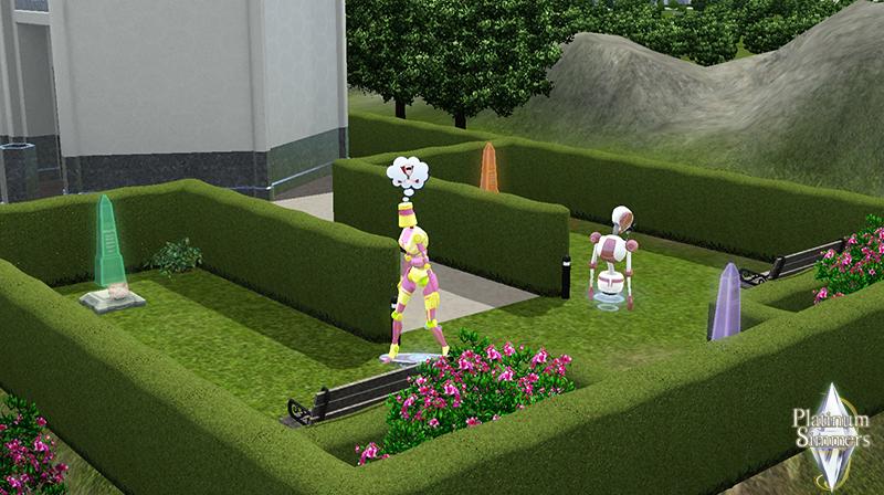Обзор The Sims 3 Вперед в будущее от PlatinumSimmers.