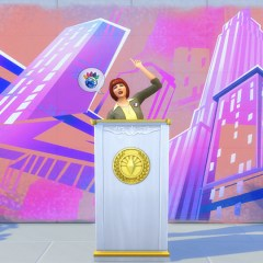 The Sims 4 City Living – Careers