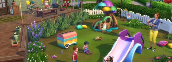 2017-08-16 20_17_27-The Sims 4 Toddler Stuff_ Official Trailer - YouTube