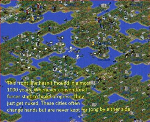 Reddit user Lycerius' dystopian decade-old Civilization 2 game continues to inspire new and old fans of the title. Lets just hope it doesn't turn out to be prophetic.