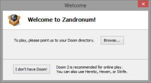 zandronum-start