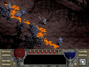 The game in its original resolution.
