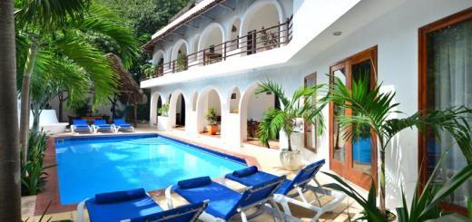 Club Yebo Hotel Playa del Carmen