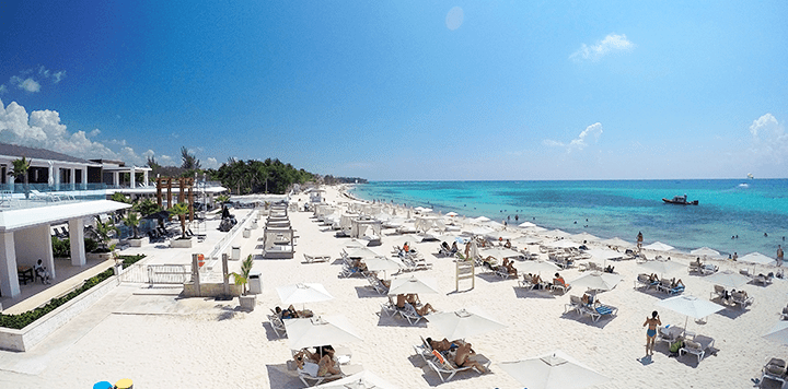 Mamitas Beach Club Playa del Carmen