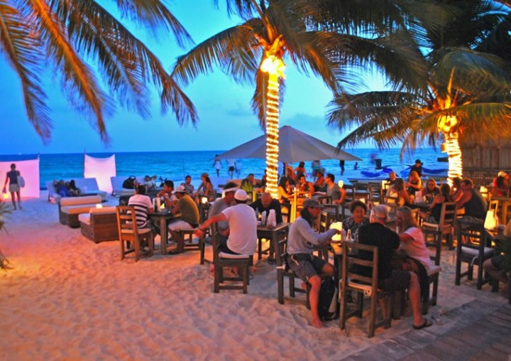 Playa del Carmen Bars