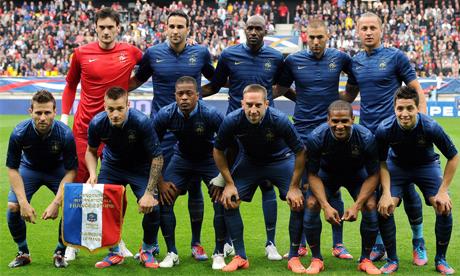 France UEFA Euro 2016 Team