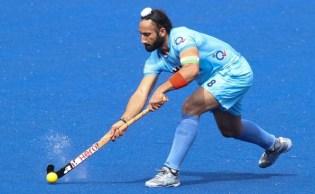 India vs Australia Hockey Match 2016 Champions Trophy Match