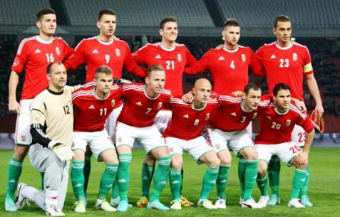 Hungary UEFA Euro 2016
