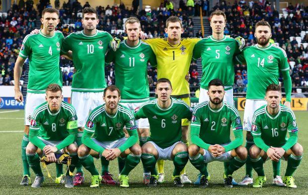 Northern Ireland UEFA Euro 2016