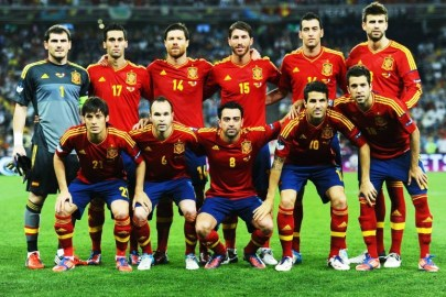 Spain vs Czech Republic UEFA Euro 2016 Match