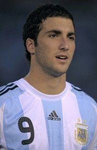Done Deal: Juventus Signs Gonzalo Higuain for a Whopping ₤74.3