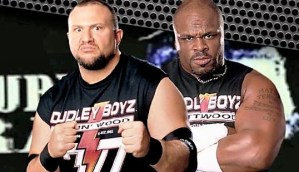 Backstage update on the Dudley Boyz' departure