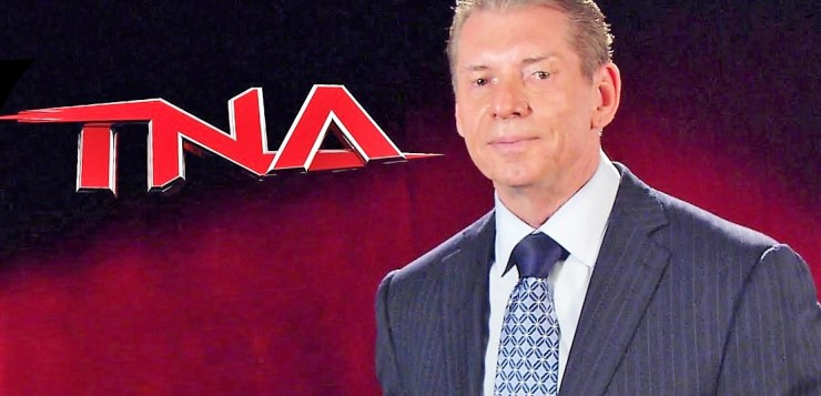Estimated value of TNA if the WWE ends up buying it!