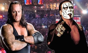 Sting still hoping for a final match against the Undertaker