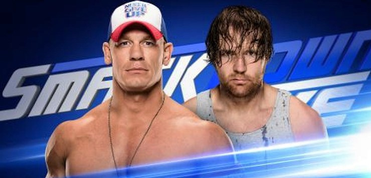 WWE SmackDown Live Results September 20, 2016