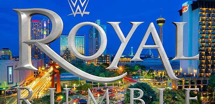 WWE Royal Rumble returns to Alamo dome after 20 years!