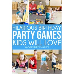 Supple Kids Adults Play Party Plan Birthday Party Games 10 Year Birthday Party Games Er Adults Birthday Party Games Birthday Party Games
