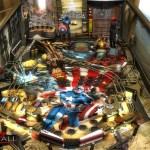 ZEN PINBALL 2 Marvel table