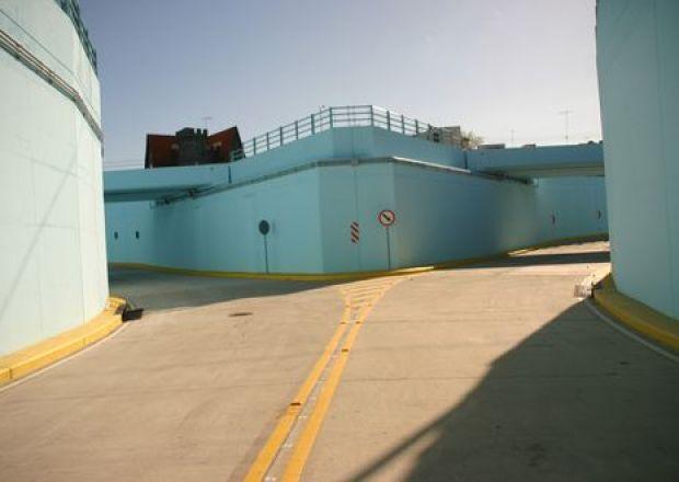 Túnel Néstor Kirchner en Tres de Febrero, BsAs