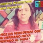 Un falso vocero mapuche en 678