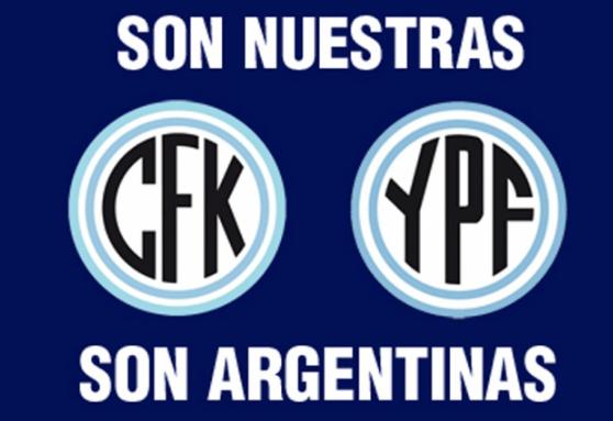 cfk&ypf&logos