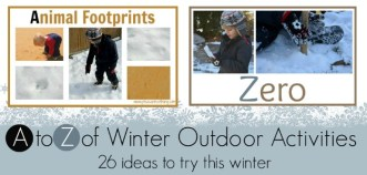 Winter outdoor activities header