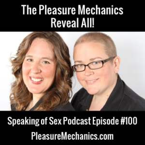 The Pleasure Mechanics Reveal All! Podcast Episode