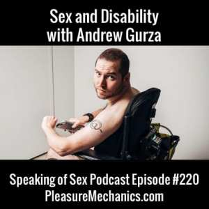 Sex and Disability with Andrew Gurza