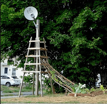 quincy bean satellite tower