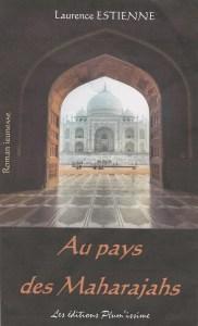 Couverture Au pays des Maharajahs