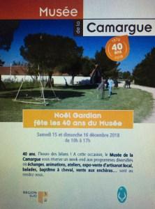 Musée de la Camargue Arles 15 décembre 18