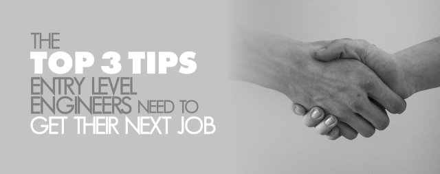 Top 3 tips to get Entry Level job