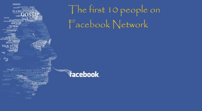 first 10 facebook account