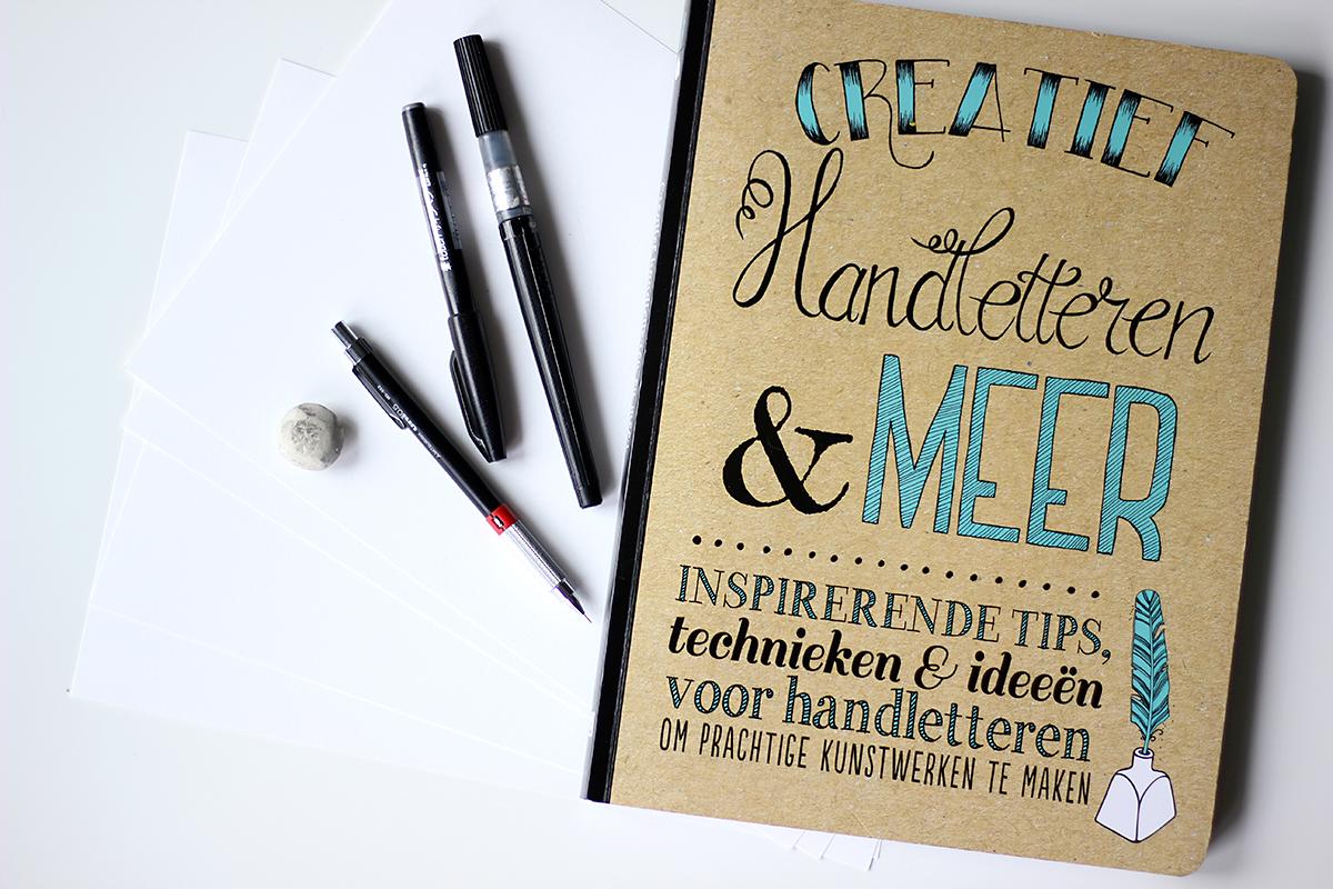 Book review: Creatief Handletteren & Meer (give-away)