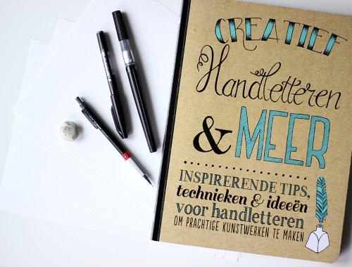 Book review Creatief Handletteren en Meer