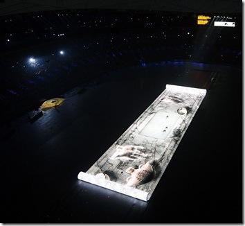 Opening Ceremony Of 2008 Olympics